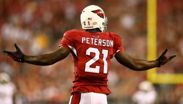 Patrick Peterson Interception Cardinals