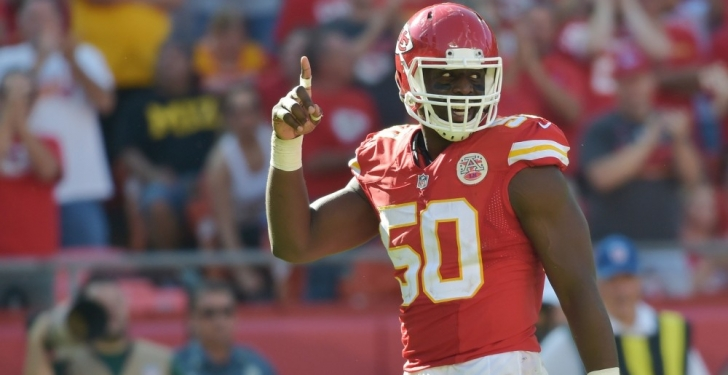 Contract Forecast: Justin Houston