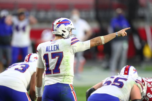 Projecting Josh Allen's Contract Extension