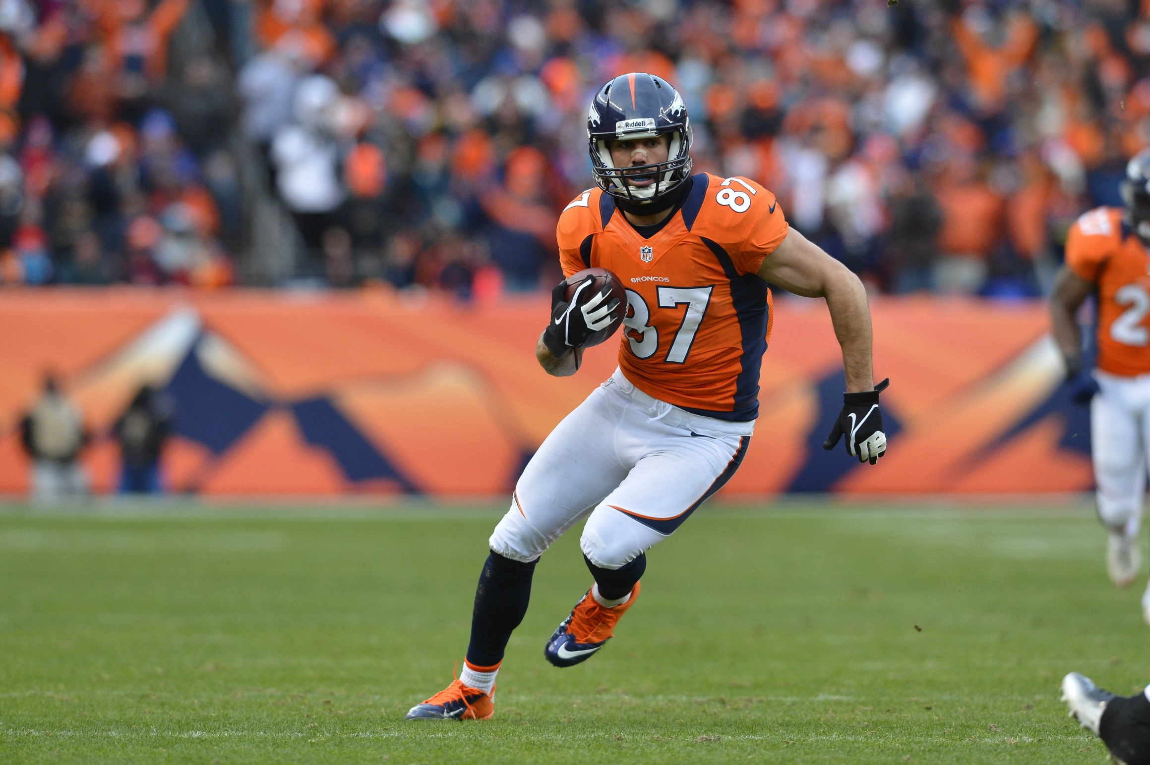 Contract Forecast: Eric Decker