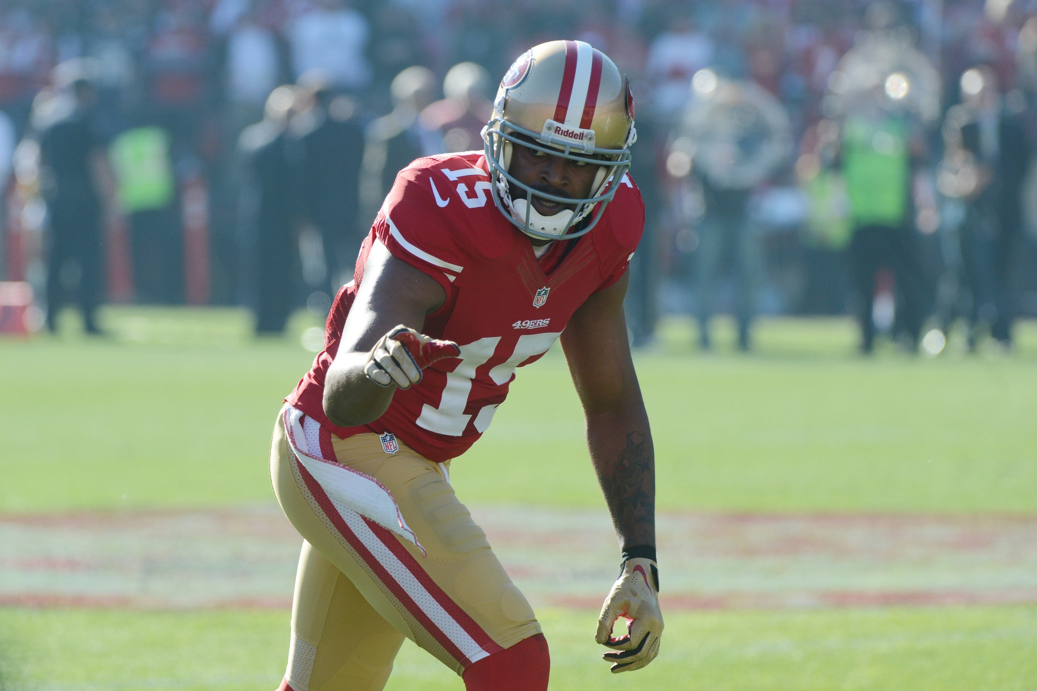 Contract Forecast: Michael Crabtree