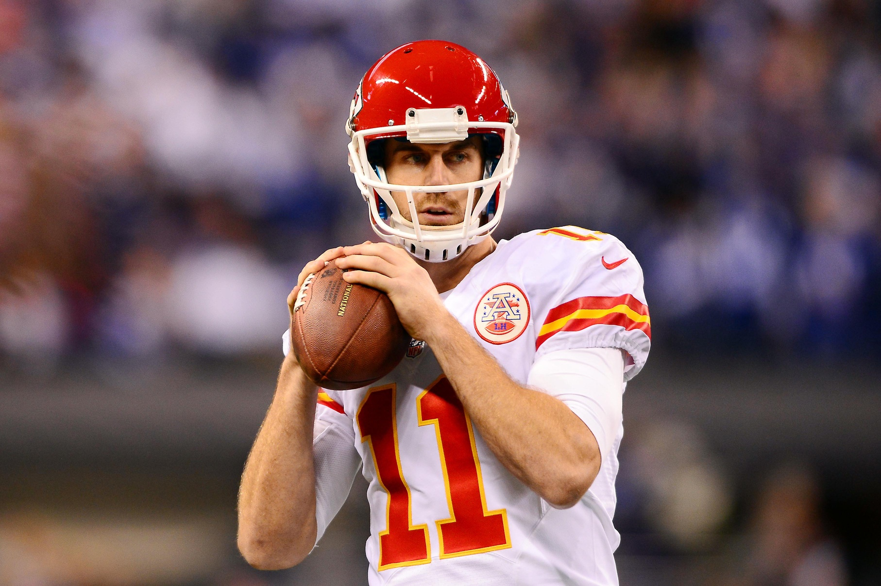 Contract Forecast: Alex Smith