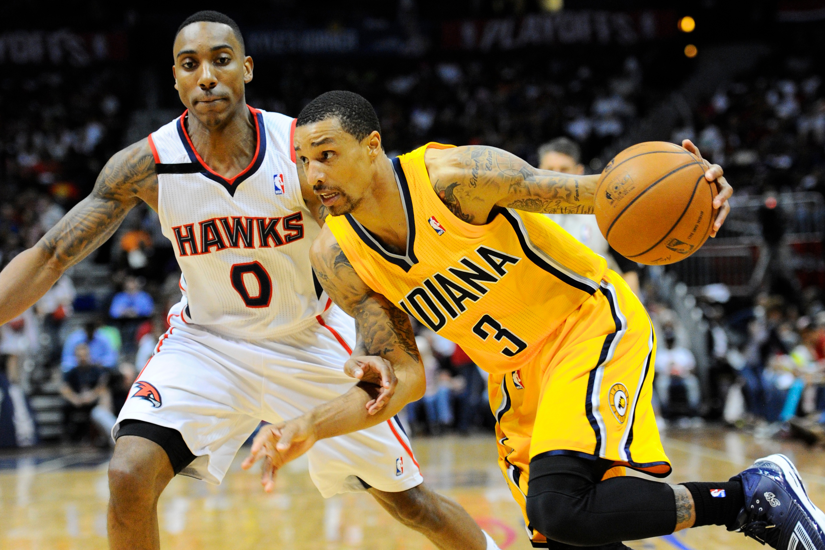 Teague to Pacers, Hill to Jazz, Hawks 12th Overall