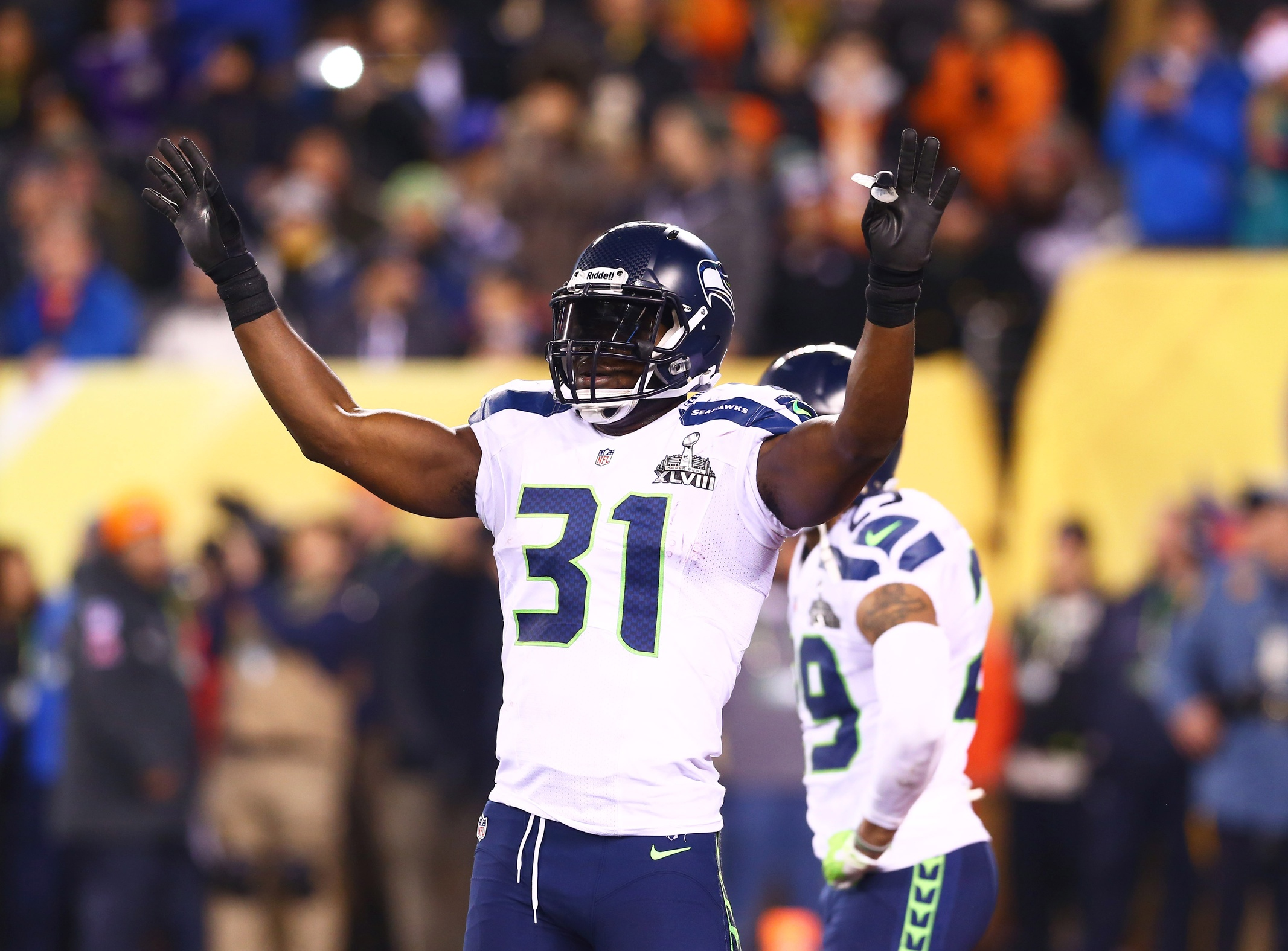 Extension Projection: Kam Chancellor