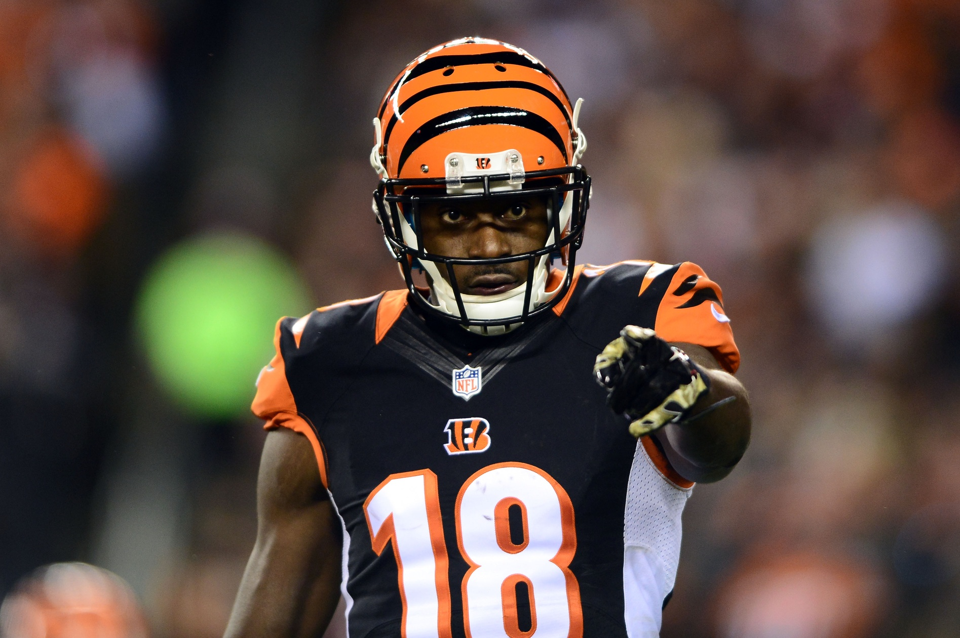 Extension Projection: A.J. Green