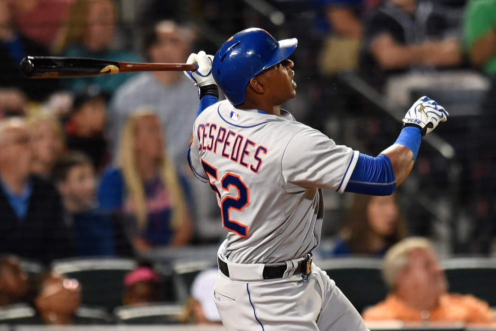 Contract Forecast: Yoenis Cespedes