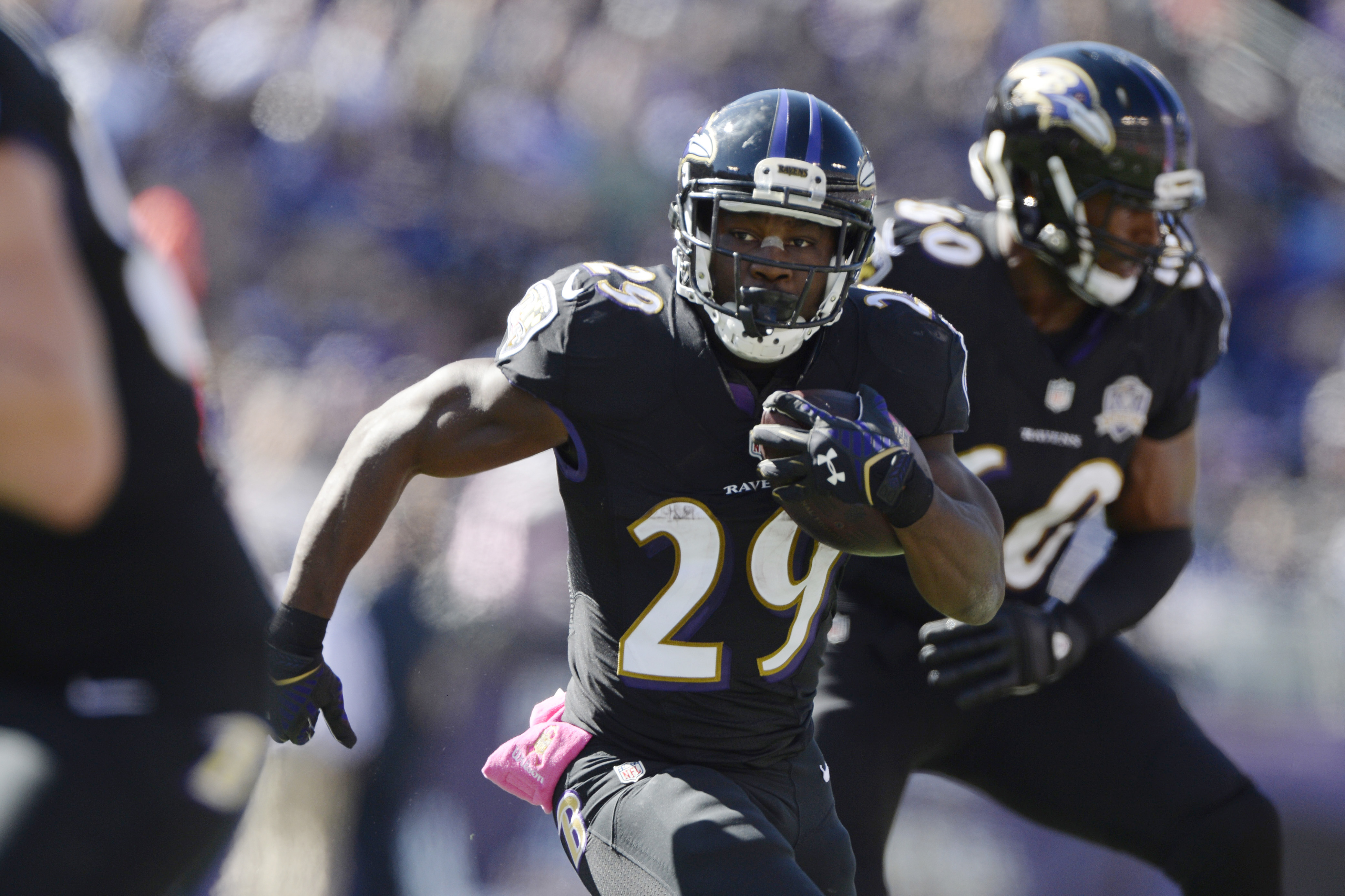 Why the Ravens' Cut & Re-Signed Justin Forsett