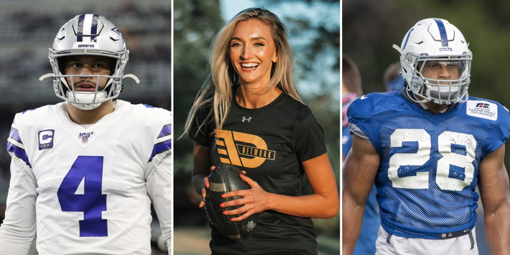 #201: All Things NFL with TDN's Paige Dimakos