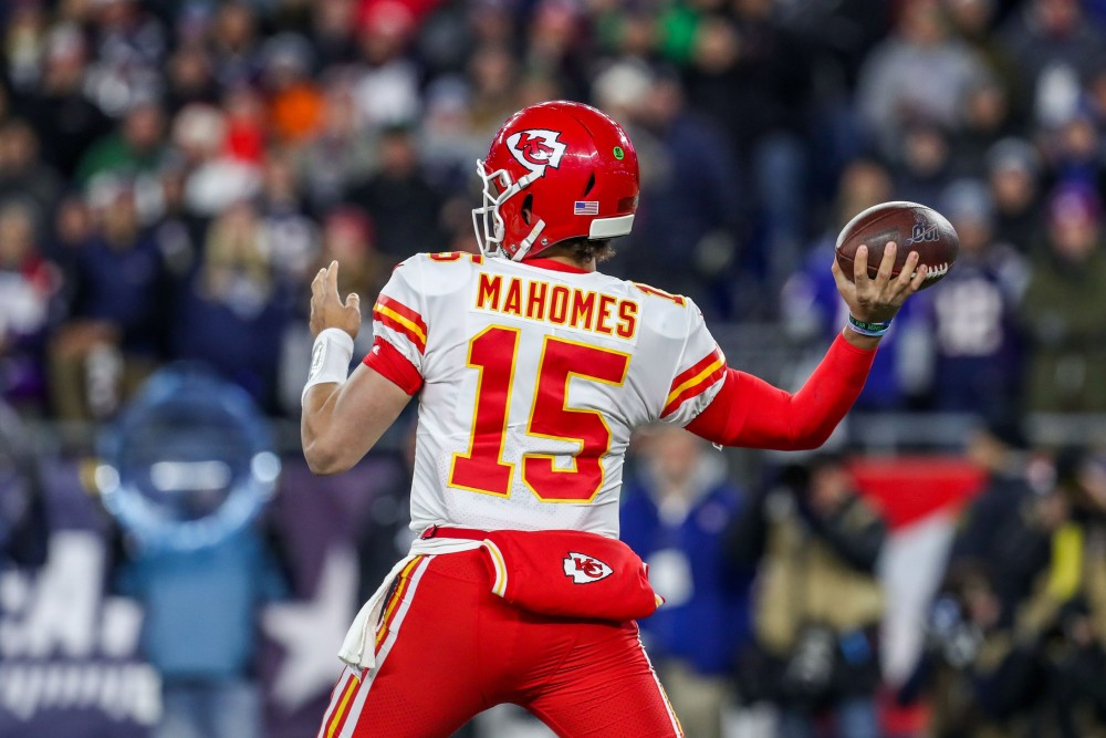 #184: MLB Opt-Outs, #NFL Offseason Stories, & $450M for Patrick Mahomes