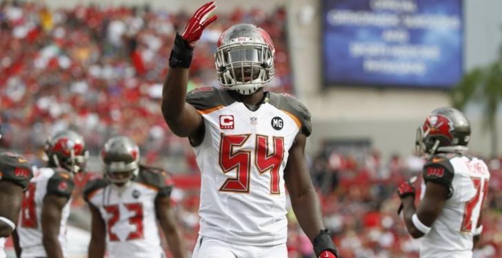 Extension Projection: Lavonte David