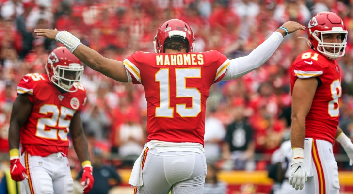 The Financial Future of Patrick Mahomes