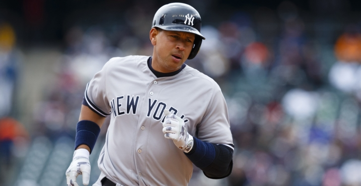 LISTEN: Careers Earned: Alex Rodriguez