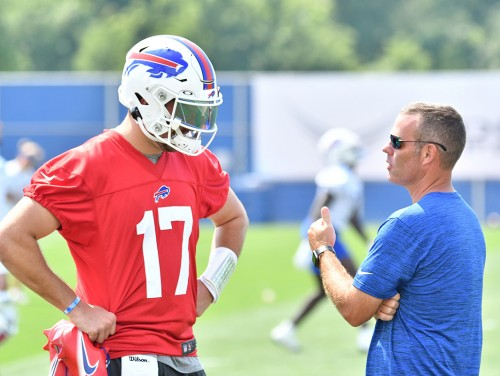 Analyzing Josh Allen's Contract Extension