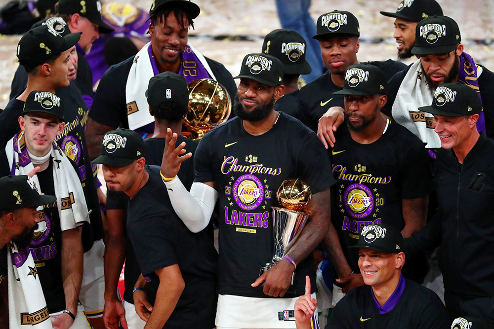 #211: LeBron's Lakers, the NBA Offseason, & Dak's Future