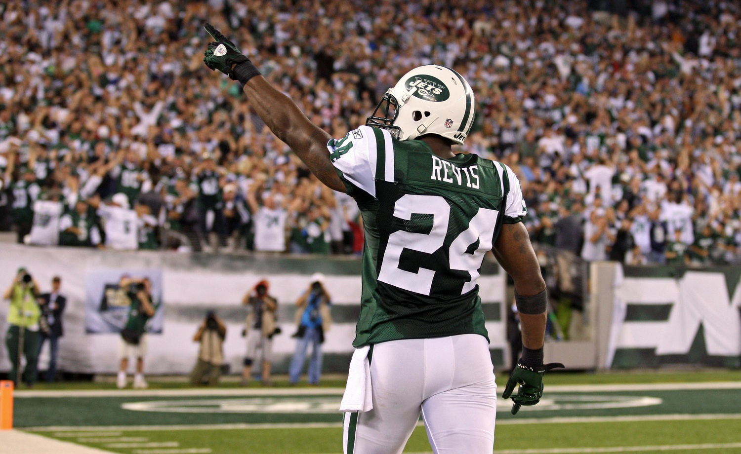 Contract Forecast: Darrelle Revis