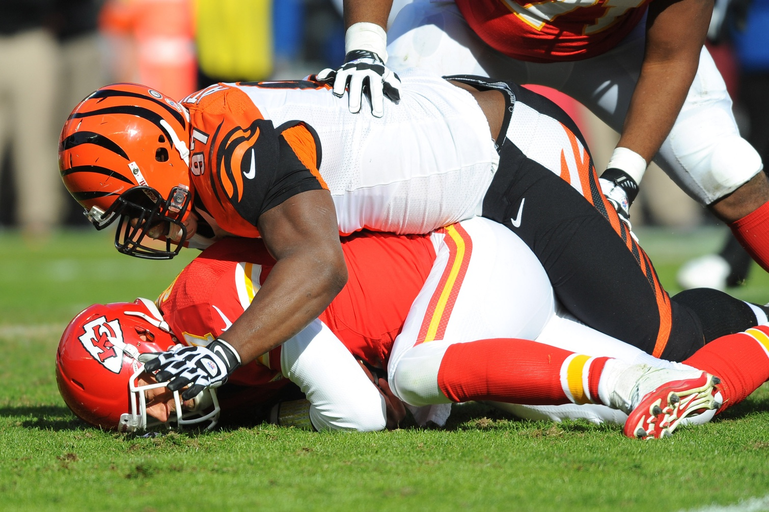 Contract Forecast: Geno Atkins