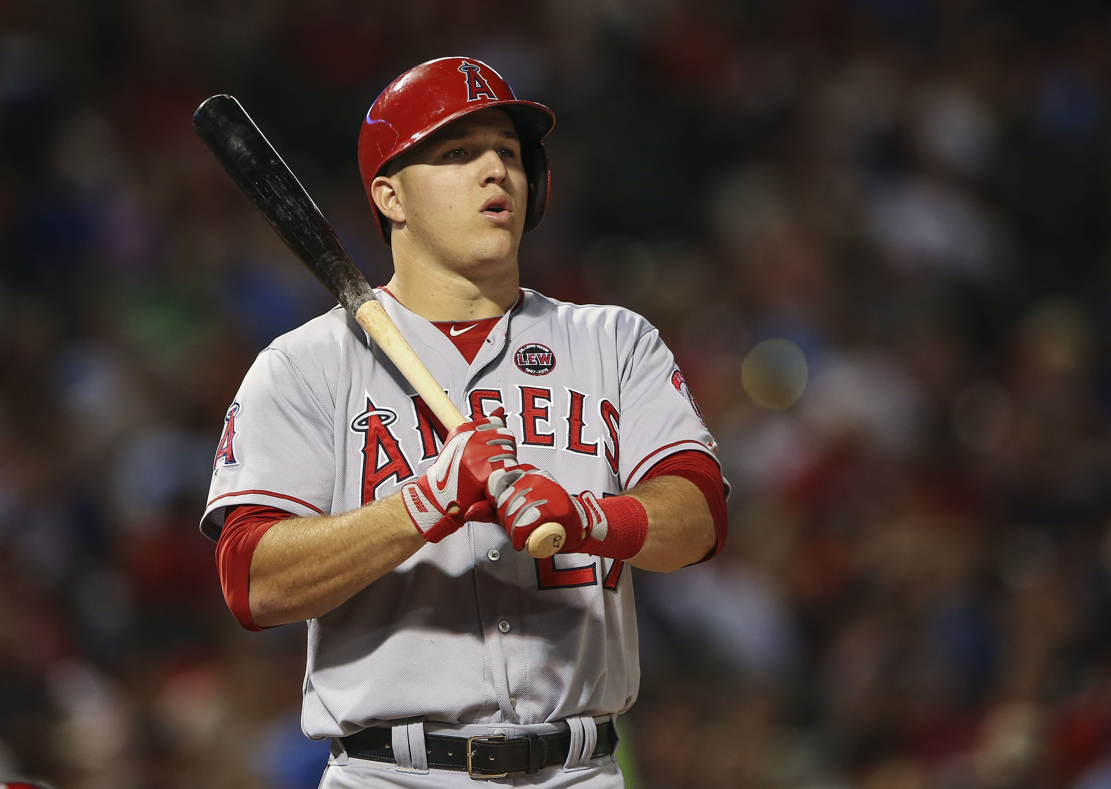 Contract Forecast: Mike Trout