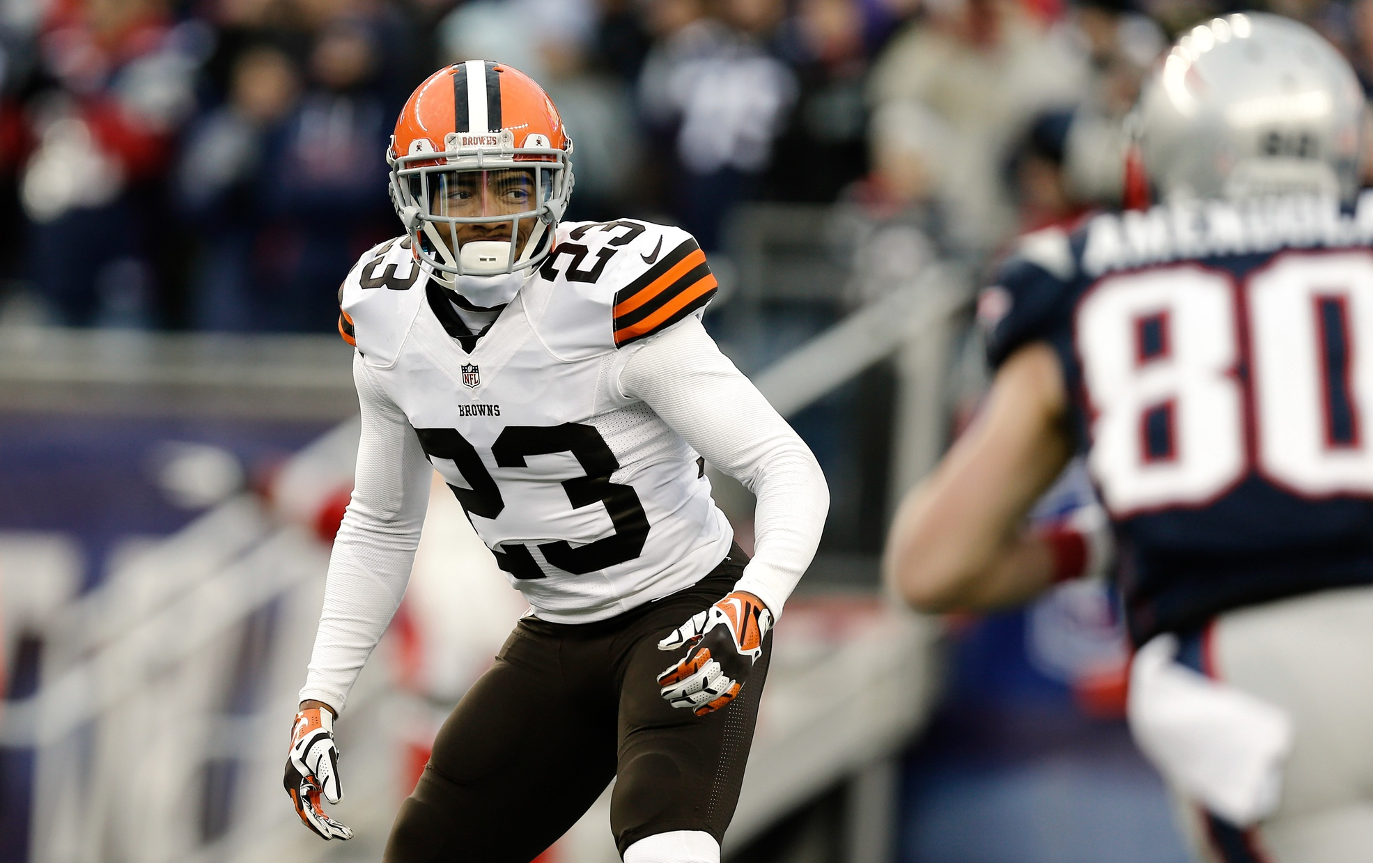 Contract Forecast: Joe Haden