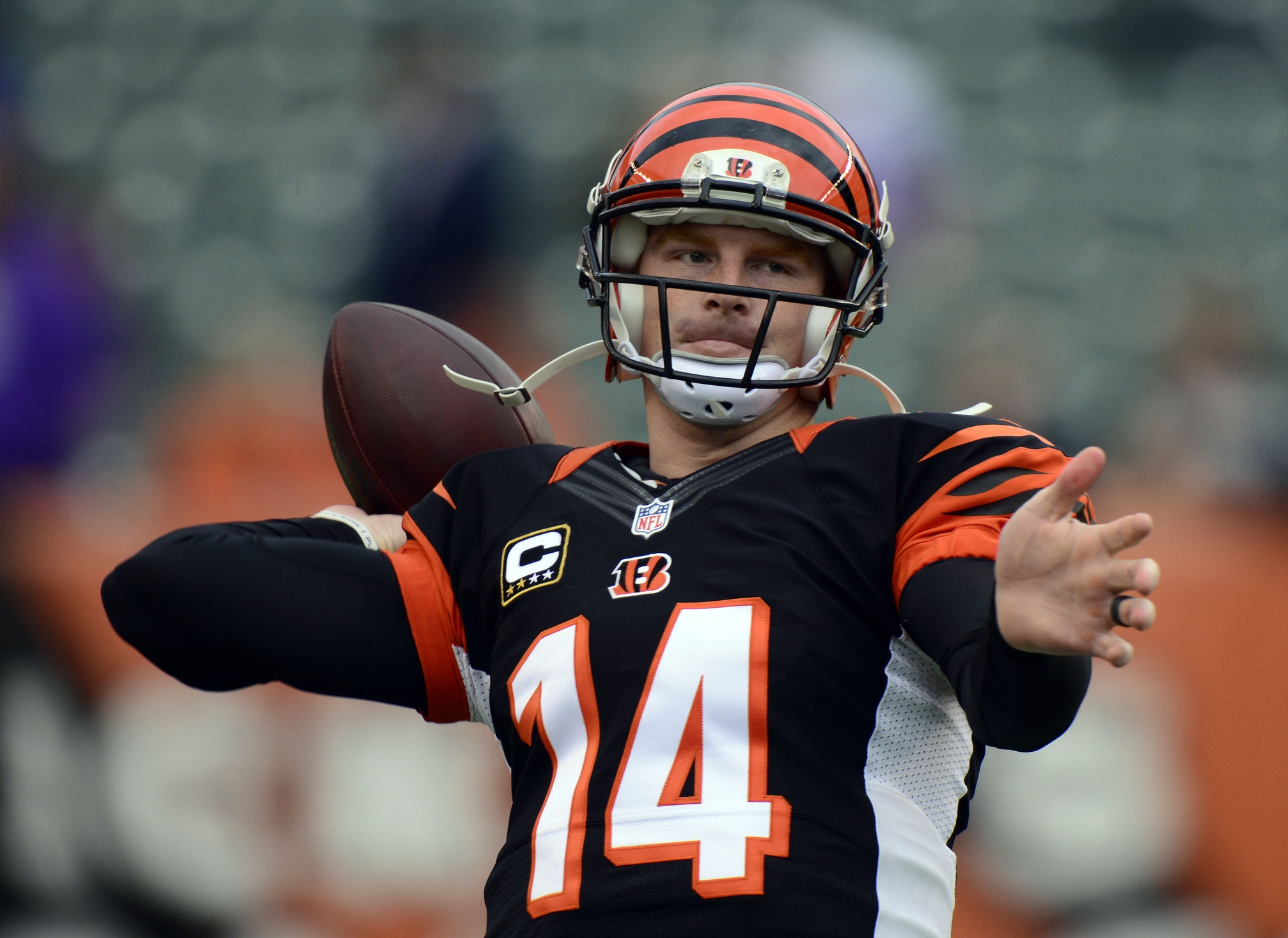 Contract Forecast: Andy Dalton