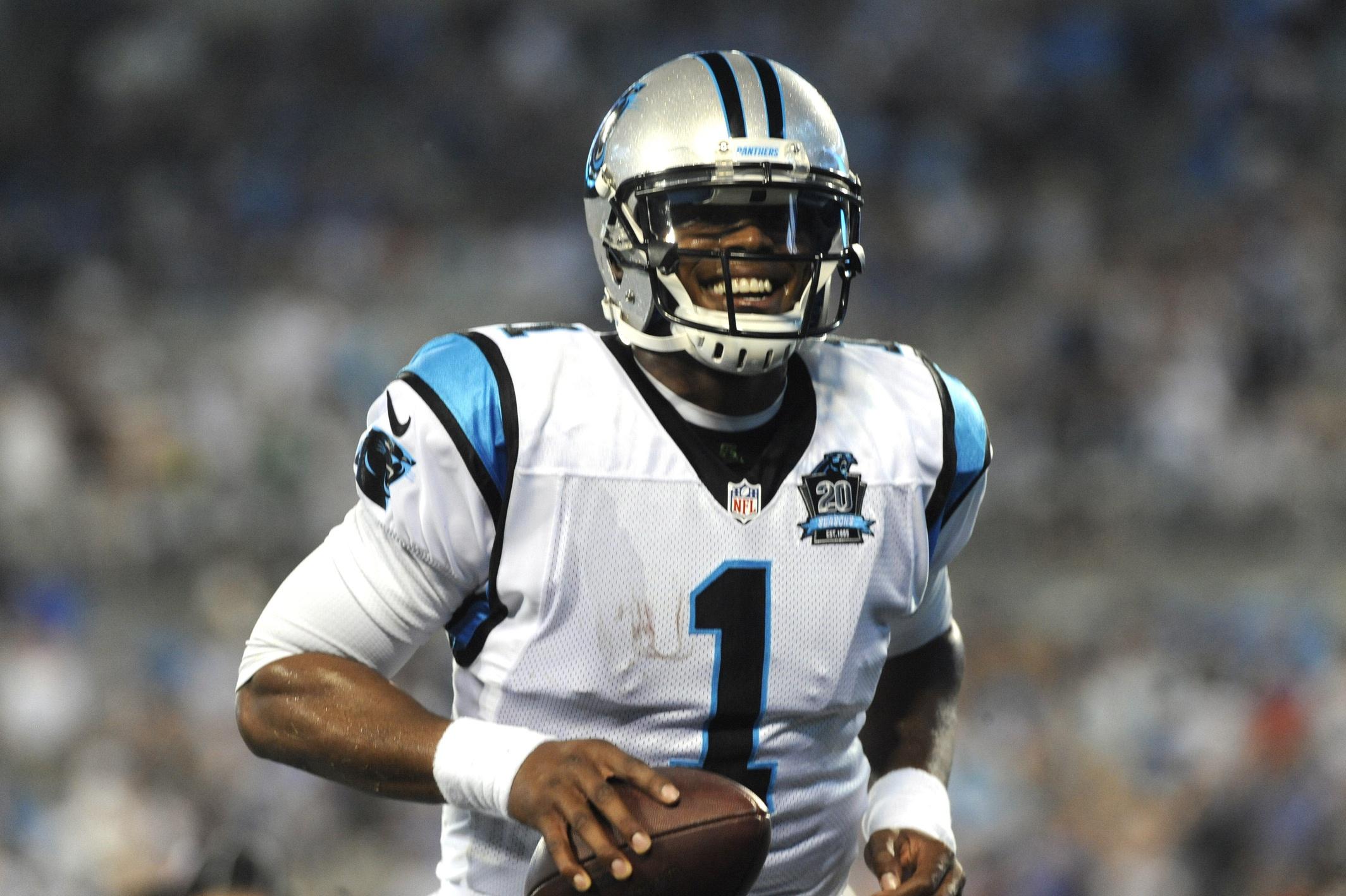 Contract Forecast: Cam Newton
