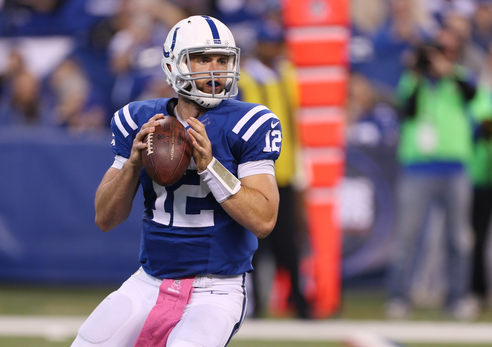 Contract Forecast: Andrew Luck