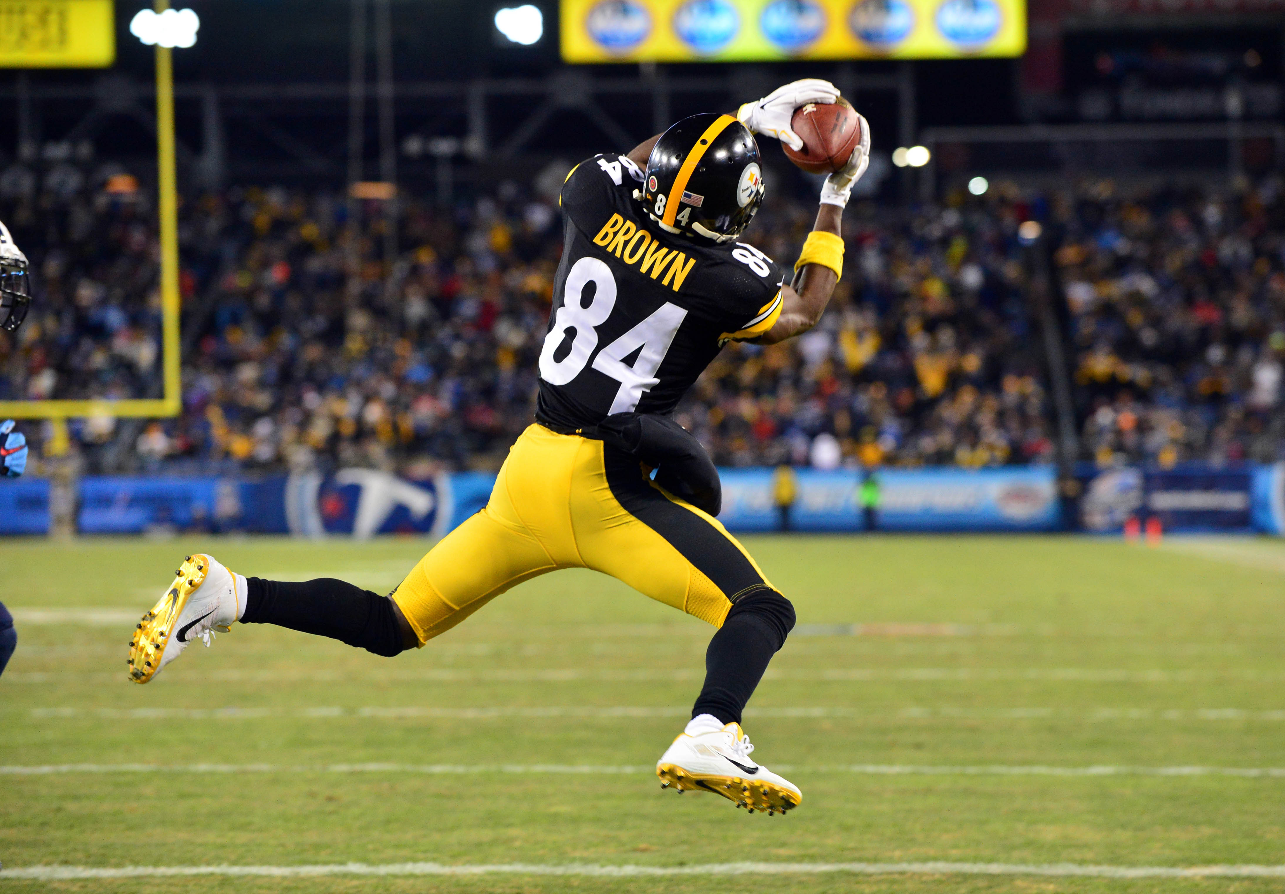 Extension Projection: Antonio Brown