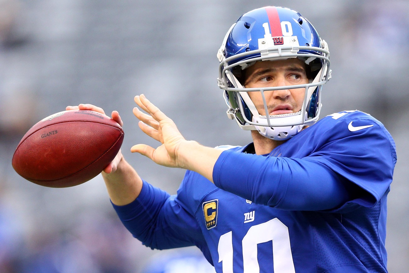 Contract Forecast: Eli Manning