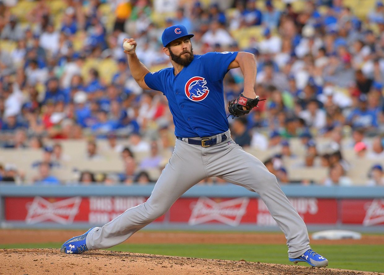 Extension Projection: Jake Arrieta