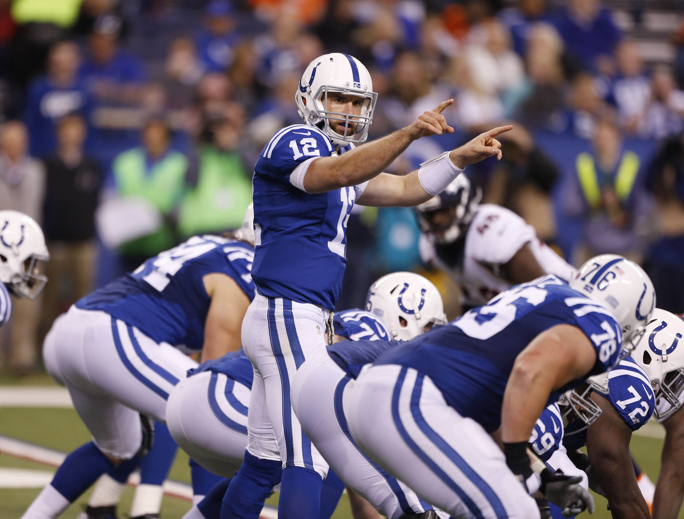 Colts Extend Andrew Luck in Historic Manner