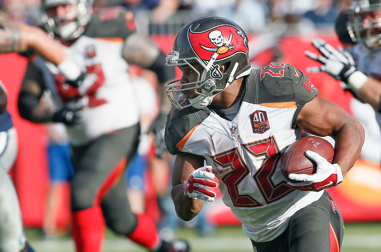 Current Market Value: Doug Martin
