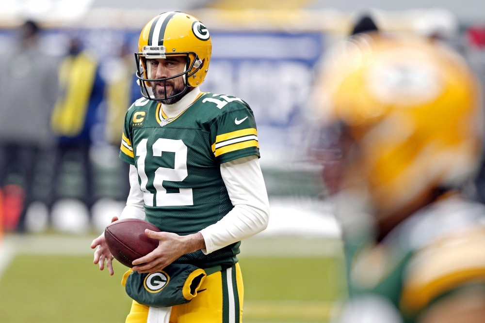 Aaron Rodgers & the Green Bay Packers