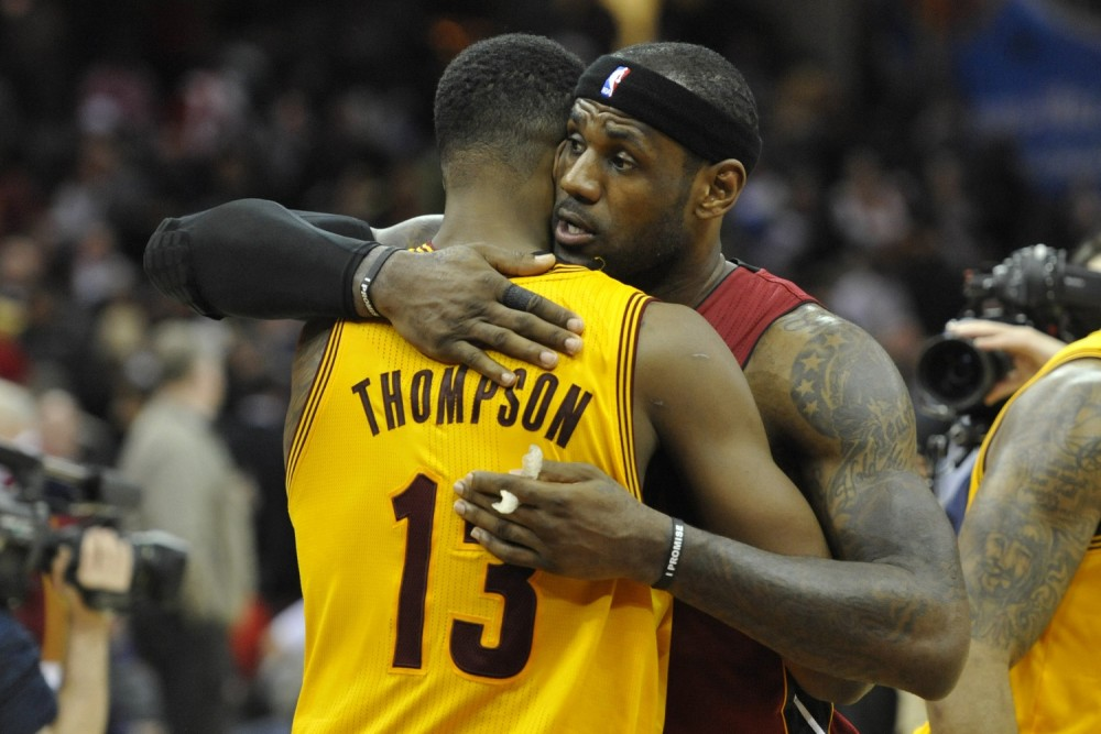 Contract Forecast: Tristan Thompson